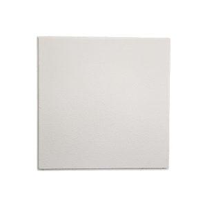 Dalles en plâtre renforcé en fibre de verre pour faux plafond démontable