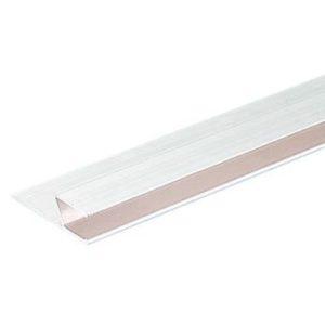 Règle aluminium profilée H